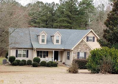 Barnesville Single Family Home For Sale: 102 S Evergreen