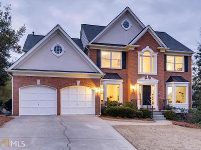 Dunwoody Single Family Home For Sale: 5306 Oxford Chase Way
