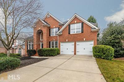 Smyrna Single Family Home Under Contract: 4229 Millside Walk