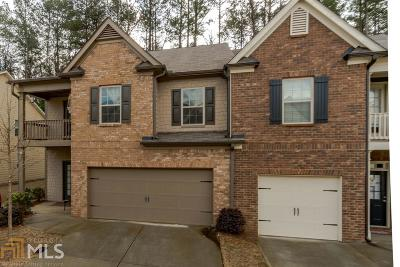 Acworth Condo/Townhouse Under Contract: 349 Franklin Ln