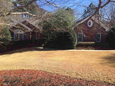 Snellville Single Family Home New: 3654 Coldwater Ln