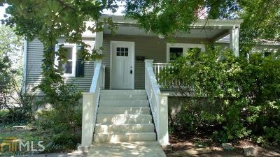 Hapeville Single Family Home For Sale: 3006 Dogwood Dr