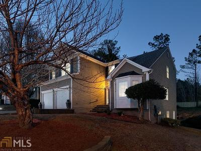 Kennesaw Single Family Home For Sale: 4277 NW Brighton Way