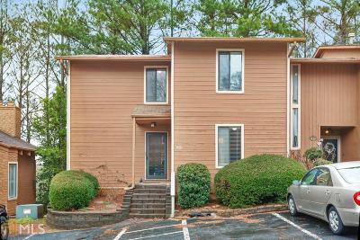 Marietta, Smyrna Condo/Townhouse For Sale: 860 Lake Hollow Blvd #29