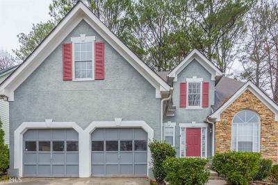 Decatur Single Family Home Under Contract: 2842 Royal Bluff