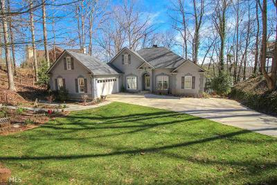 Dawson County, Forsyth County, Gwinnett County, Hall County, Lumpkin County Single Family Home New: 2565 Bridgewater Cir