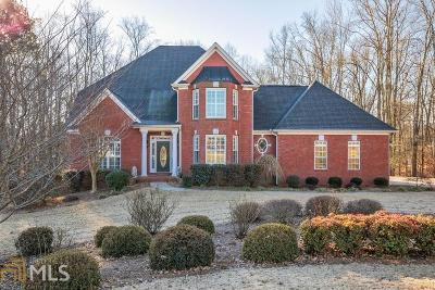 Paulding County Single Family Home Under Contract: 211 Knox Rd