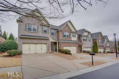 Brookhaven Condo/Townhouse Under Contract: 3602 Ashcroft Bend