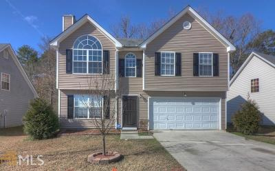 Clayton County Single Family Home New: 962 Quail Hunt Dr