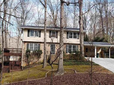 Smyrna Single Family Home New: 1491 Spruce Dr
