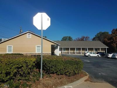 Jonesboro Commercial For Sale: 650 Mount Zion