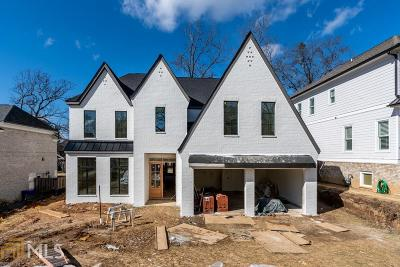 Brookhaven Single Family Home Under Contract: 1469 Grant Dr