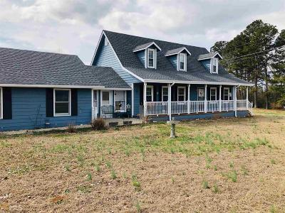Habersham County Single Family Home Under Contract: 116 Glory Ln
