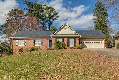 Lilburn Single Family Home New: 4651 Warrior Trl