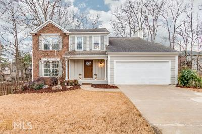 Johns Creek Single Family Home Under Contract: 11610 Boxford Pl