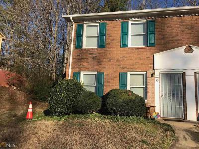 Stone Mountain Rental For Rent: 5320 Ridge Forest Dr