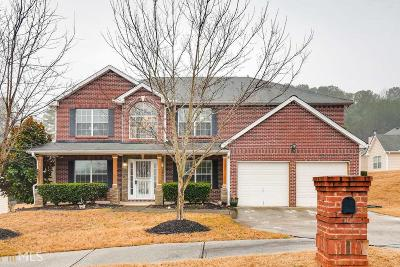 Stone Mountain Single Family Home New: 778 Pine Bark Rd