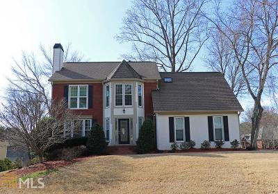 Kennesaw Single Family Home Under Contract: 375 Devereaux Ct
