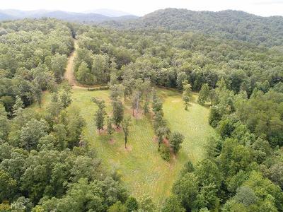 Habersham County Farm For Sale: 2258 Goshen Creek Rd