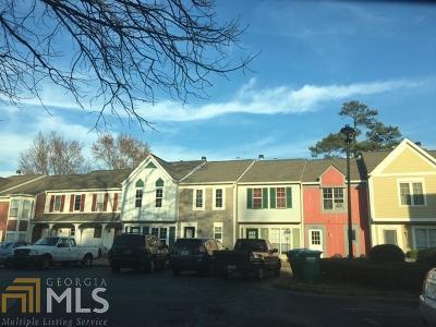 Norcross Condo/Townhouse Under Contract: 6664 Witherington Ct
