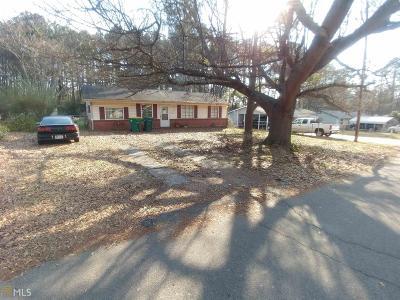 Clayton County Single Family Home New: 5303 Lyndale Cir