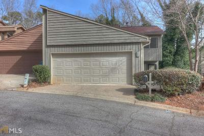Alpharetta Condo/Townhouse New: 180 Colony Ridge Dr