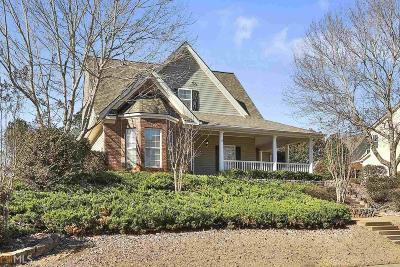 Newnan Single Family Home New: 166 Baldwin Ct