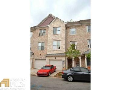 Stone Mountain Condo/Townhouse For Sale: 4877 Pinnacle Dr