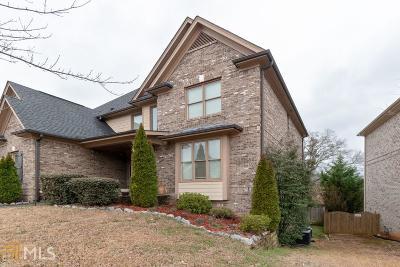 Loganville Single Family Home New: 907 Arbor Dr