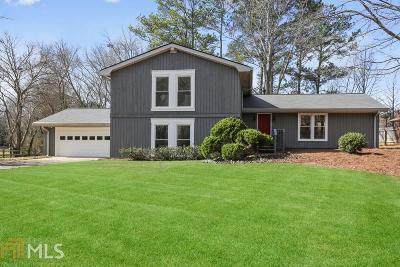 Marietta Single Family Home New: 1125 Fielding Way