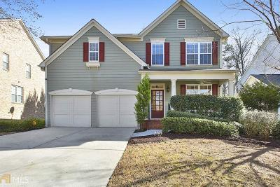 Peachtree City Single Family Home Under Contract: 272 Independence