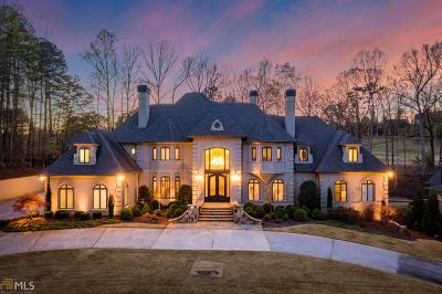 Johns Creek GA Single Family Home For Sale: $2,000,000