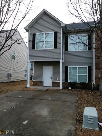 Clayton County Condo/Townhouse Under Contract: 1681 Broad River