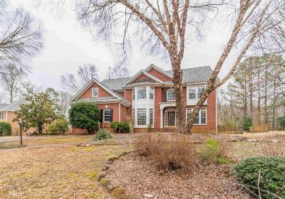 Kennesaw Single Family Home For Sale: 1130 Mossy Rock Rd