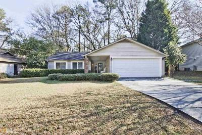 Decatur Single Family Home For Sale: 1657 Northlake Springs