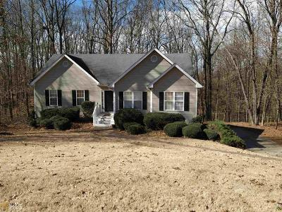 Dawsonville Single Family Home New: 6330 Countryland Dr