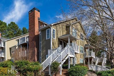 Marietta Condo/Townhouse Under Contract: 5684 River Heights Xing