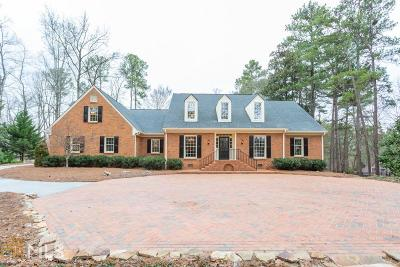 Sandy Springs Single Family Home Under Contract: 520 Valley Hall Dr