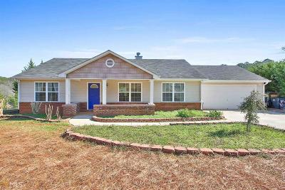 Coweta County Single Family Home Under Contract: 257 Jack Russell Rd