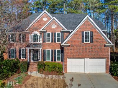 Alpharetta Single Family Home For Sale: 3055 Walnut Creek Dr