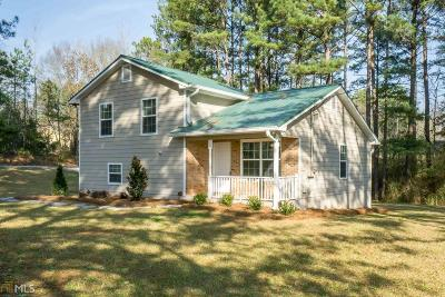 McDonough Single Family Home Under Contract: 1580 King Mill Rd