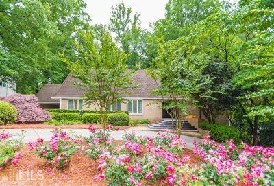 Atlanta Single Family Home Under Contract: 1153 Bonview Ln