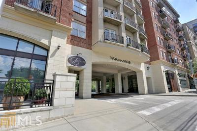 The Aramore Condo/Townhouse Under Contract: 2255 Peachtree Rd #427