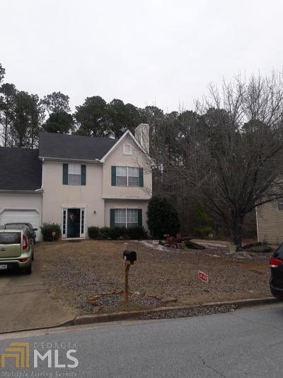 Snellville Single Family Home New: 4372 Wheaton Way #2