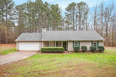 McDonough Single Family Home New: 169 Oak Valley Rd