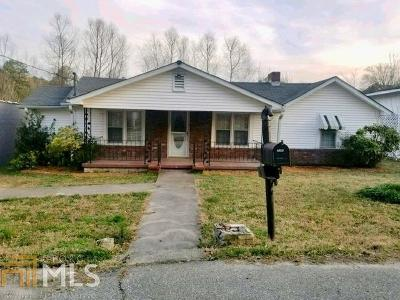 Acworth Single Family Home New: 4929 Prather St