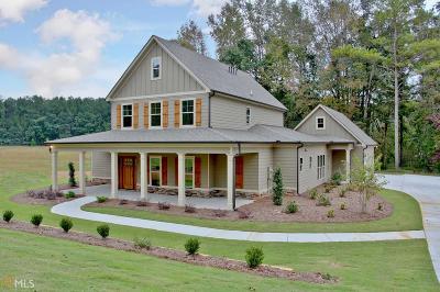 Coweta County Single Family Home New: 70 Gordon Oaks Way #3