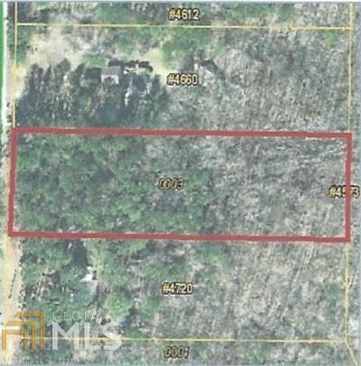 Douglasville Residential Lots & Land New: Yancey Rd #3 Acres
