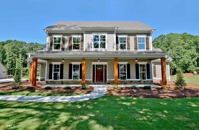 Coweta County Single Family Home New: 75 Gordon Oaks Way #40
