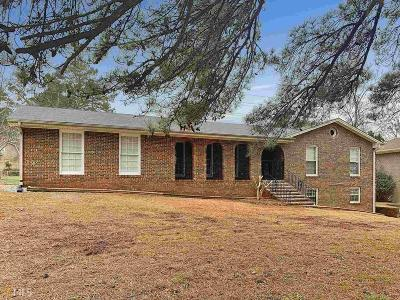 Griffin Single Family Home New: 1481 Wesley Dr